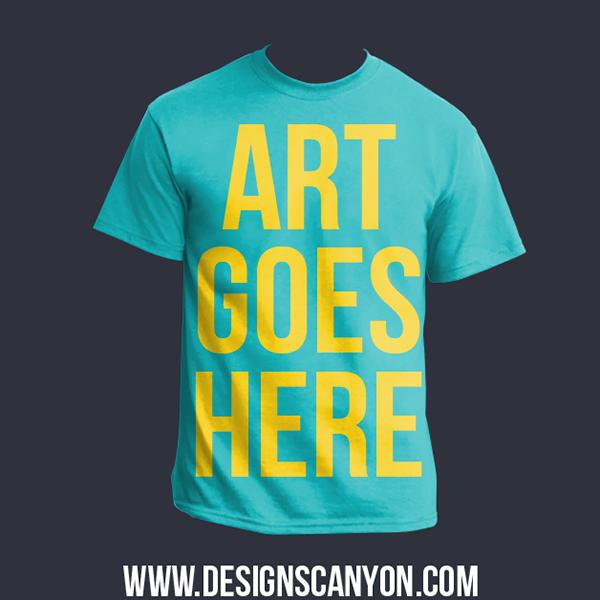freebie psd t-shirt design mock up template