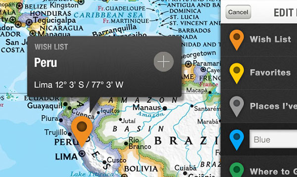 National geographic world atlas mobile app on behance the world atlas is national geographics most popular mobile app offering the world at the fingertips of over one million users gumiabroncs Gallery