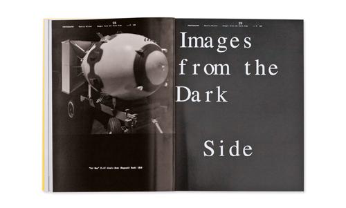 slanted magma graphics type Typelables foundries fonts typewriter monospace magazine