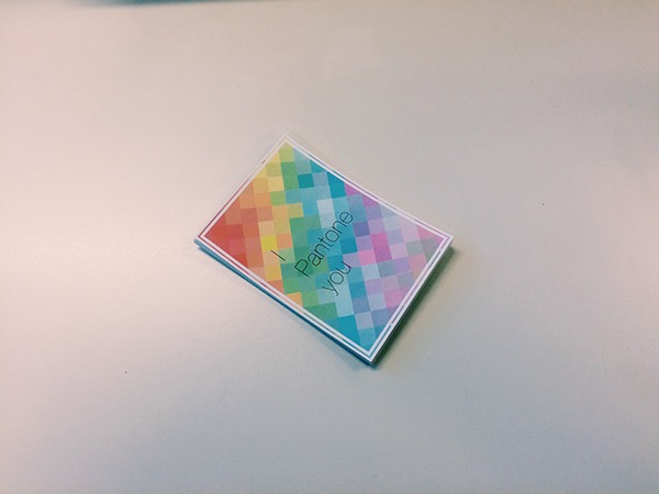 Geometrical minimalist Valentine's Day valentine's day card card Love helvetica concept art geometry minimal art art rainbow pantone clean Clean Design