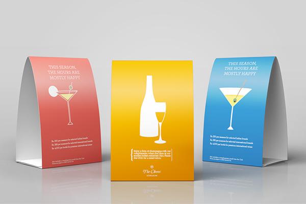 Oberoi Hotels Wine Ads On Behance