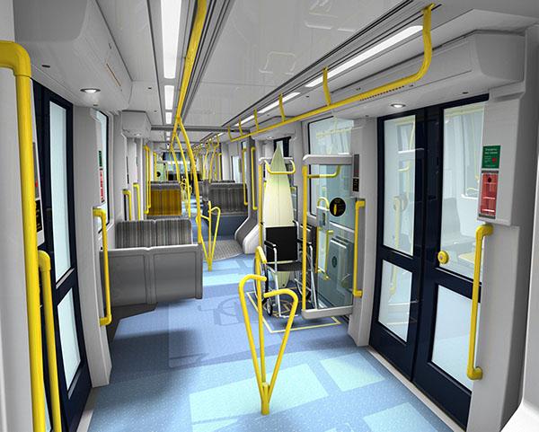 Bombardier flexity 2 gold coast australia on behance for Interior design gold coast