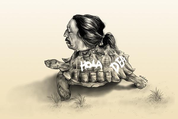"Breaking Bad ""Tortuga"" Illustration on Behance"