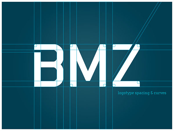 BMZ group / Corporate ID on Behance