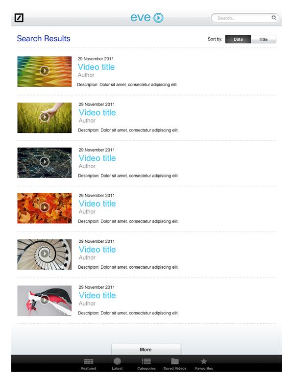 Web Application Design Ideas Deutsche Bank Web Application Designs On Behance