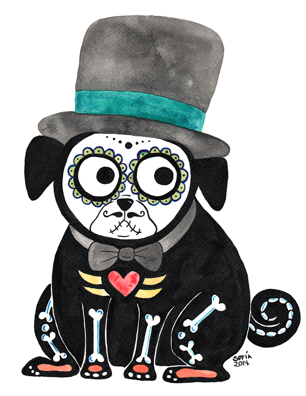 Pugs Catrines On Behance