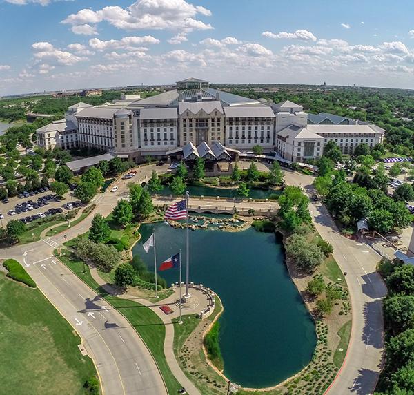 Gaylord Texan Resort On Behance