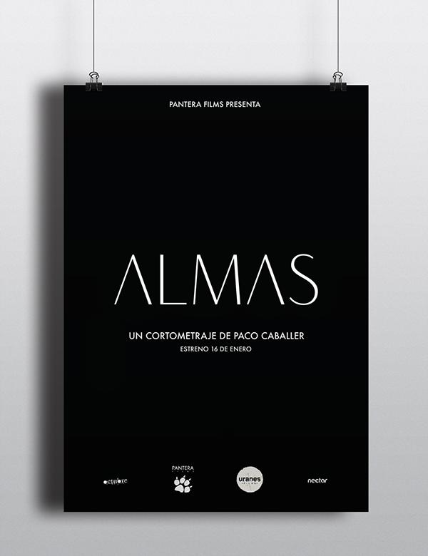 lettering almas