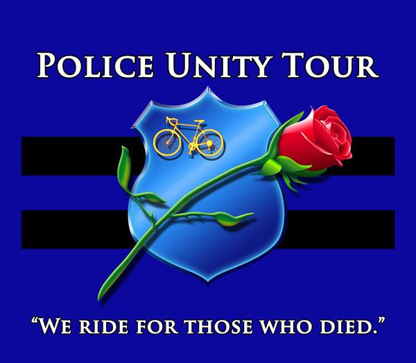 Police Unity Tour Shirts