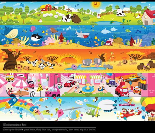 24+ Classroom Wallpaper Kindergarten Gif