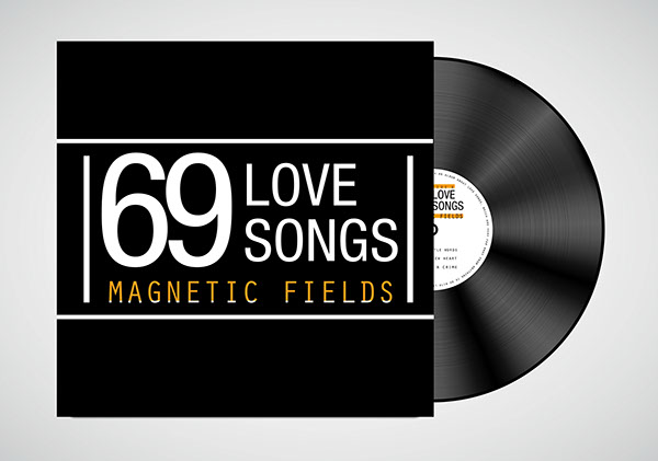 The magnetic fields  69 love songs  (snorky cd rip)