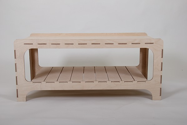 dovetail furniture Ply plywood cnc waterjet Bristol ikea product Router