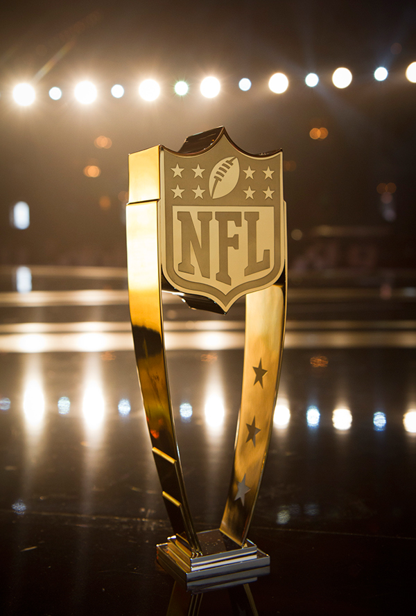 nfl honors  the inaugural show on behance