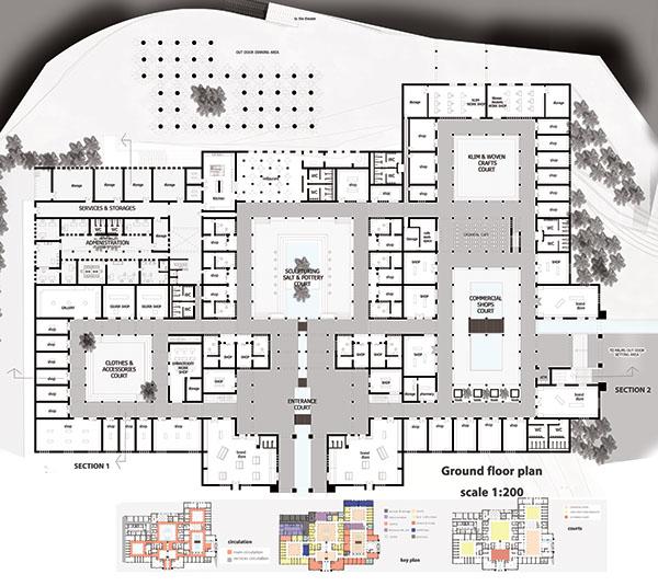 Turath mall Shopping & Entertainment on Wacom Gallery