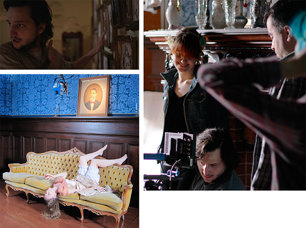 Princess pea short movie faity tale production design scenary