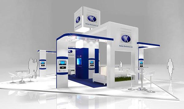 Exhibition Stand Northampton : Kentec electronics ltd on behance