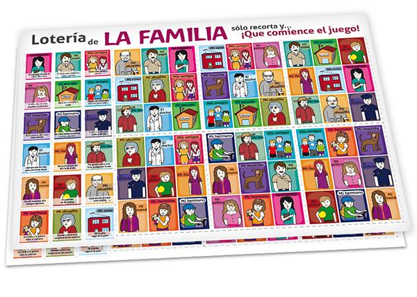 Loteria De La Familia On Behance