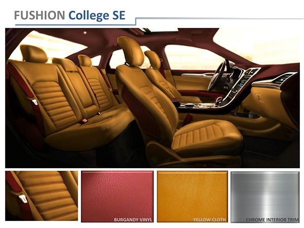 Automotive Color And Trim On Behance