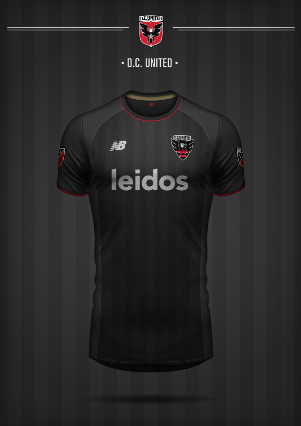 New Balance D.C. United Concept Kit