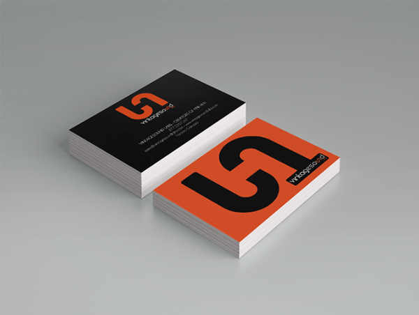 Business card design on behance reheart Images