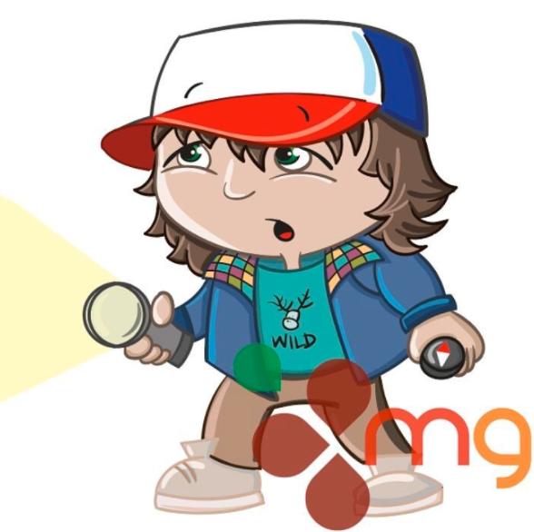 stranger things Stranger Things chibi characters cartoon design