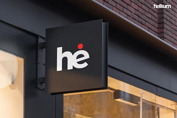 Hellium (Fashion Branding)