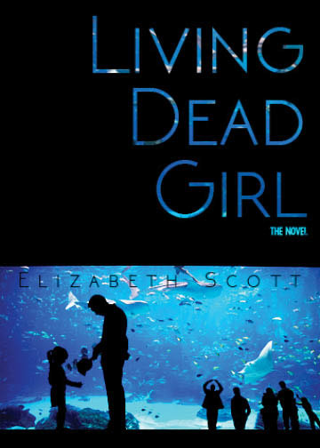 Living Dead Girl, Book Sleeve Re-Design on Student Show