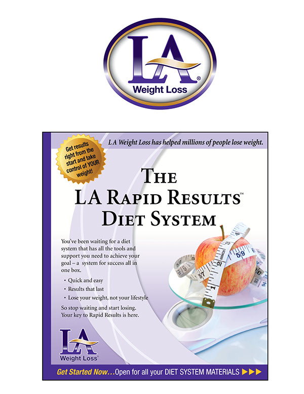 la weight loss rapid results plan