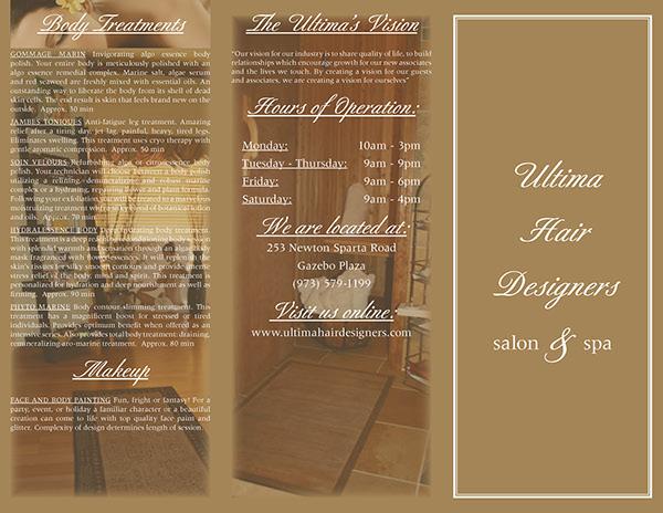 Ultima Hair Designers Salon Spa