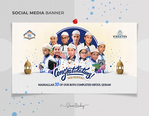 Social Media Banner for Islamic Education