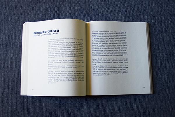 Design éditorial - Mémoire de recherche