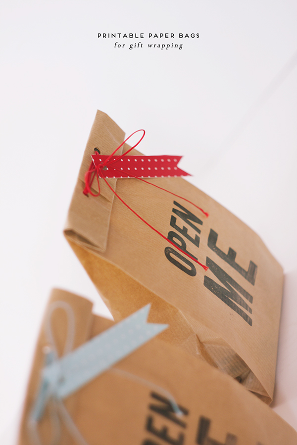 photograph about Printable Paper Bags known as Printable Paper Baggage upon Behance