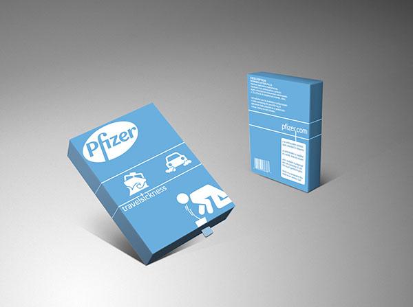 medicine design funny packaging