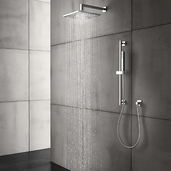 Sensual Showering Experience On Behance - Rain shower head with wand