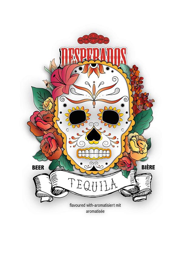Desperados Limited Edition On Pantone Canvas Gallery