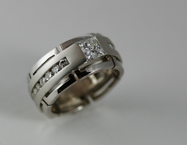 design design and production of my wife s wedding ring