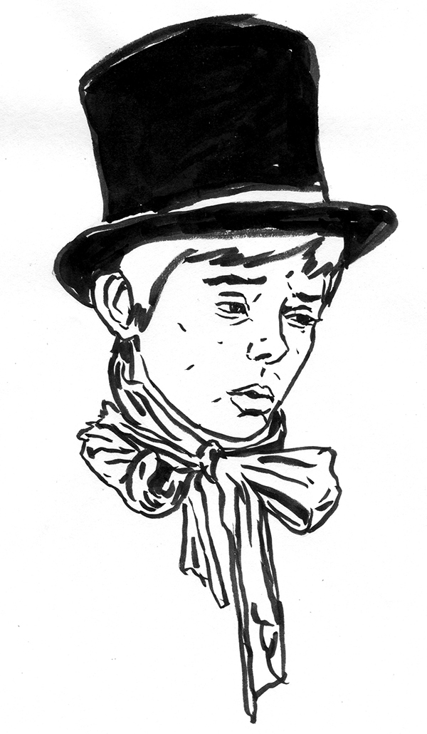 oliver twist coloring pages - photo#47