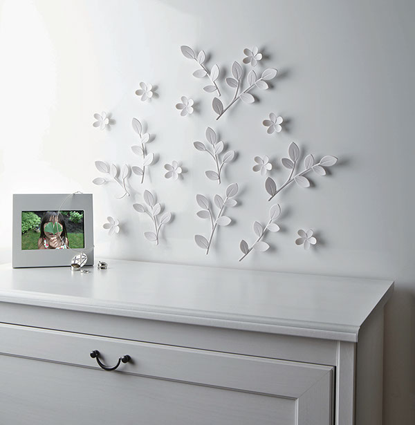 Umbra Frame Wall Decor : Twig wall decor on behance