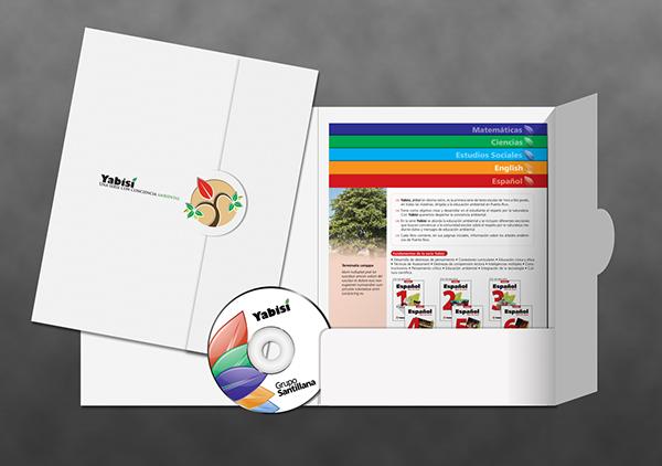 Yabisi Media Kit On Behance