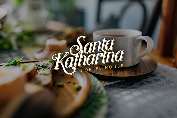 Coffee House Logo & Visual Identity