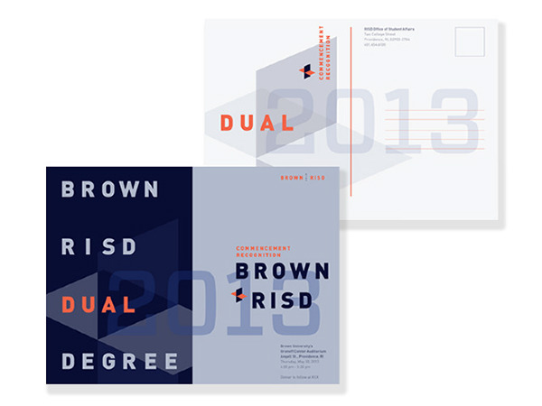 Brown risd dual degree commencement materials on risd for Risd design guild