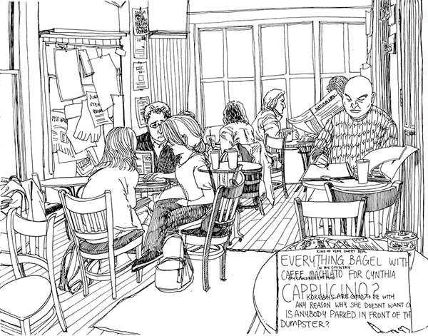 American coffee shops on risd portfolios malvernweather Gallery