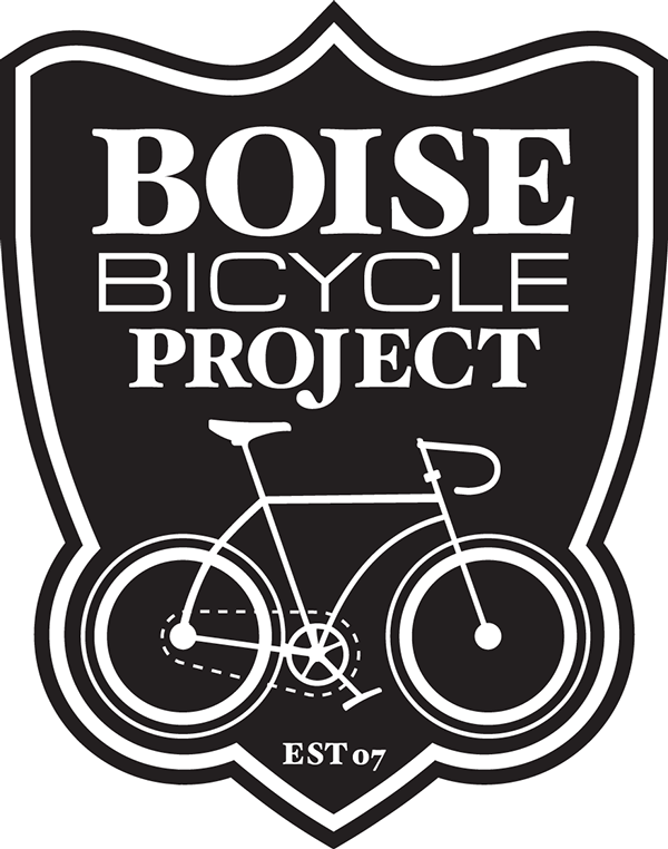 Logo Design Boise Bicycle Project On Behance