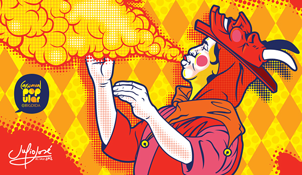 CARNAVAL POP-ULAR on Behance