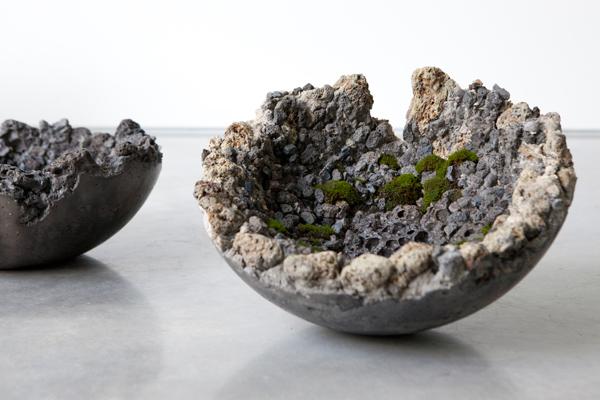 Coal Slag Rock : Slag bowls on behance