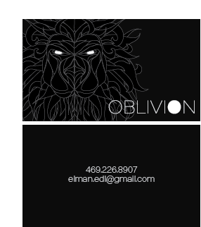 business card lion Contacts