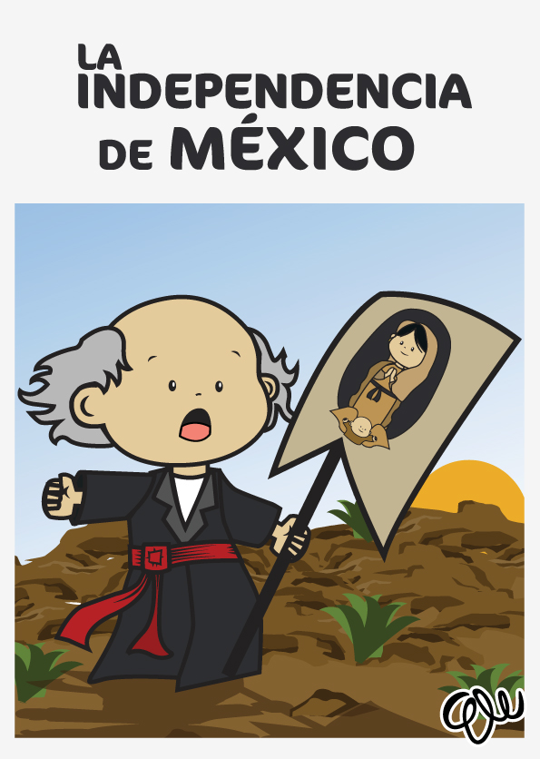 Comic La Independencia De México On Behance