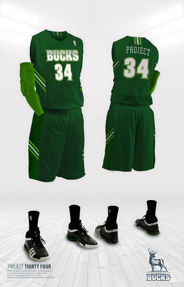 milwaukee bucks new uniforms. milwaukee bucks new uniforms w