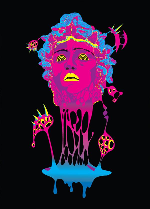Surrealism Graphic Design