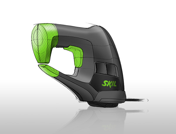 Electric Garden Tools For Skil On Behance